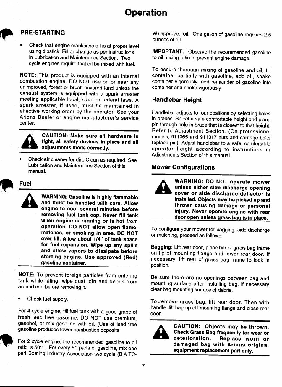 Ariens 961360006 Manual Engine Mount Diagram And Parts List For Murray Walkbehindlawnmower Array Free Rh Futuri Us