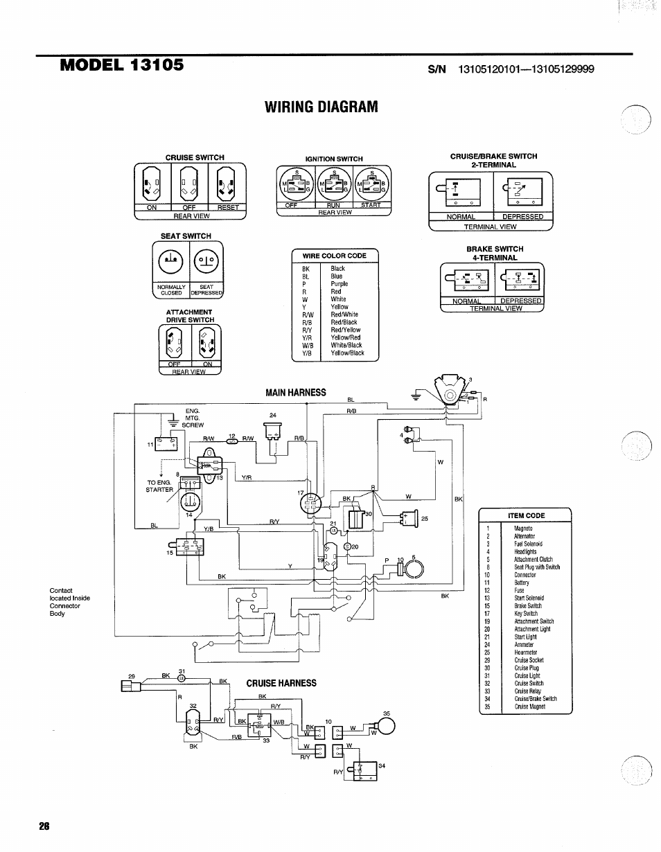 Wiring Diagram  C
