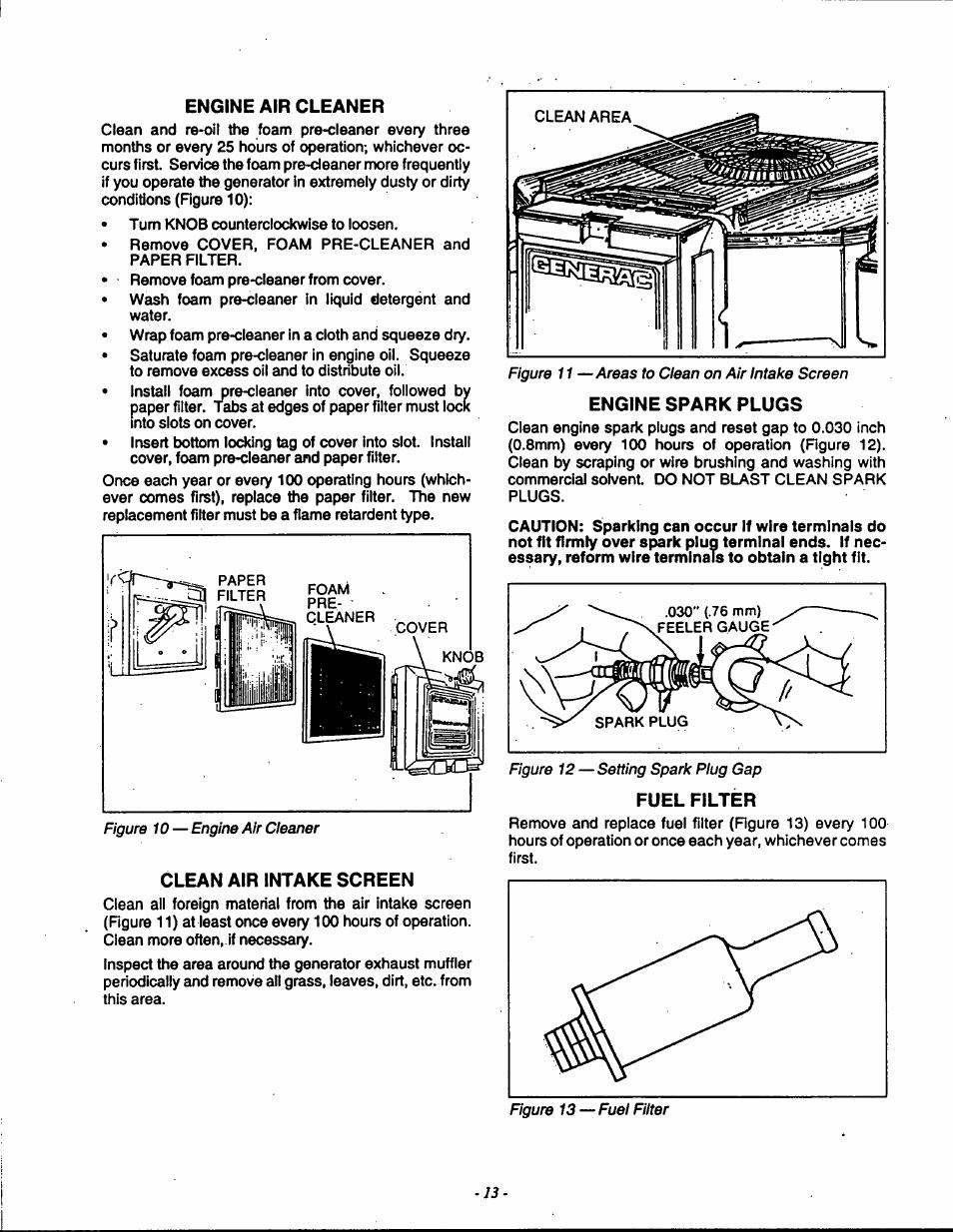 generac power systems 9592 3 user manual page 15 36 original rh manualsdir com generac power systems owner's manual Generac Wiring Manuals