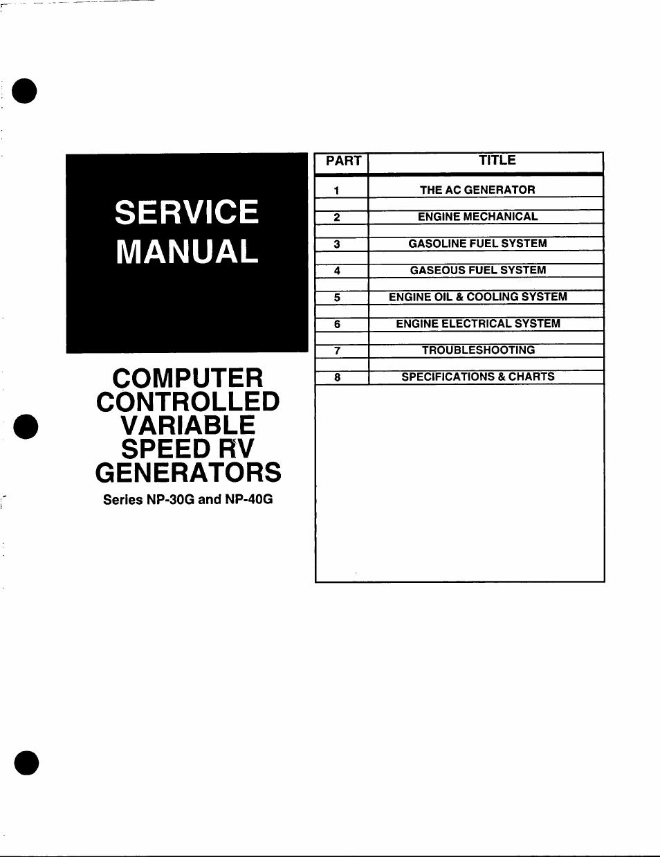 Service  Manual  Service Manual