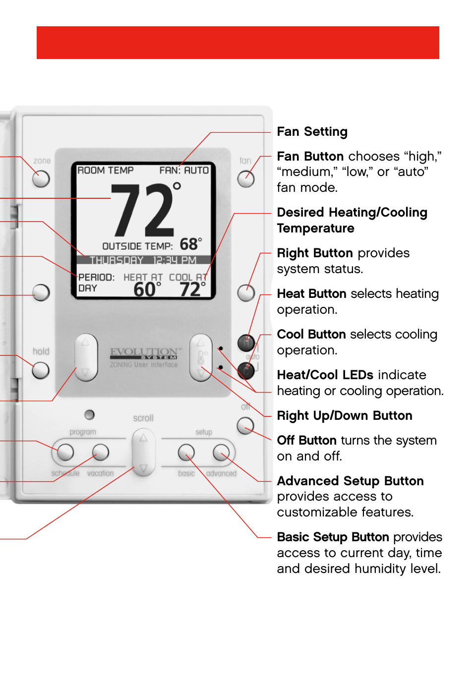 Bryant Evolution Thermostat User Manual Page 3 44 Wiring Diagram For