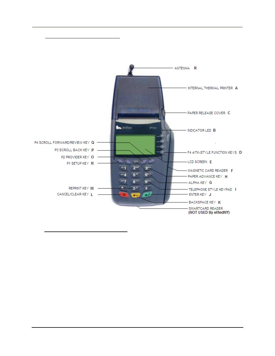 Vx570 installation instructions, quick start   verifone vx570 user.