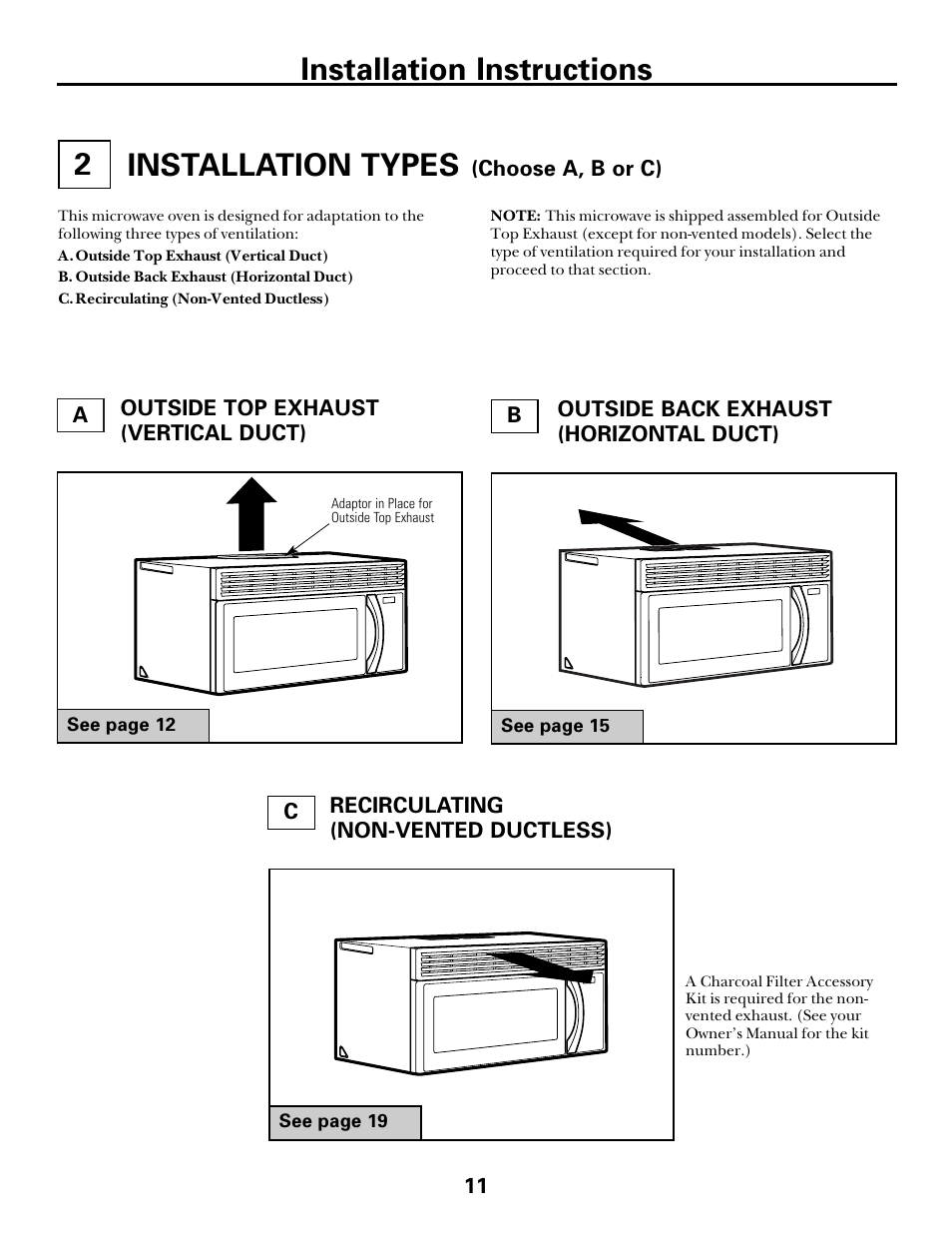 Ge Profile Spacemaker Xl1800 Parts Diagram Microwave Wiring Installation Types 22 Rh Manualsdir Com