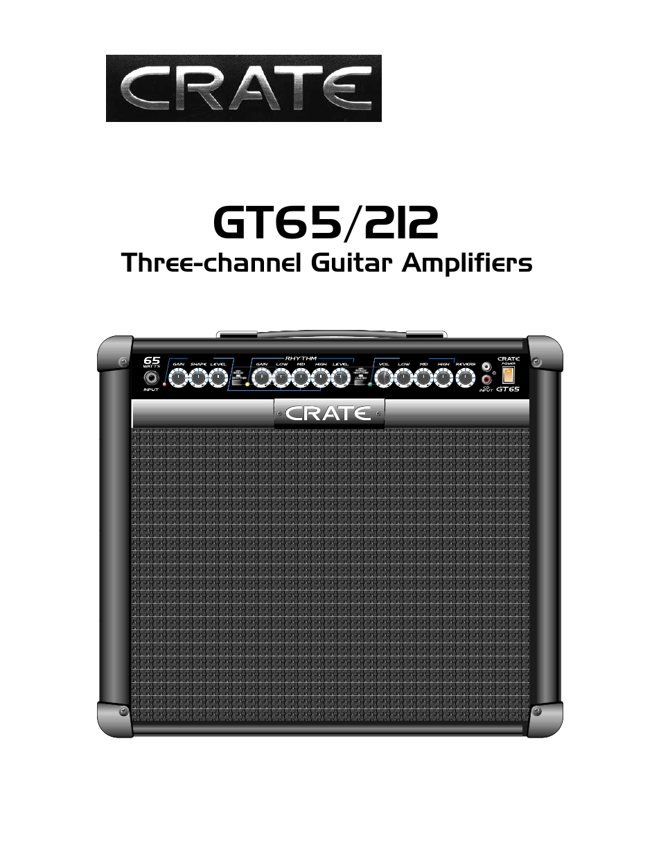 crate amplifiers gt65 212 user manual 8 pages rh manualsdir com crate gt 212 service manual