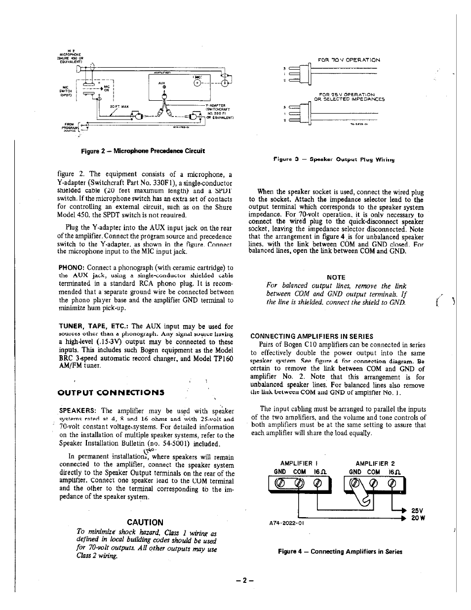 Bogen Speaker Wiring Diagram Library Wire
