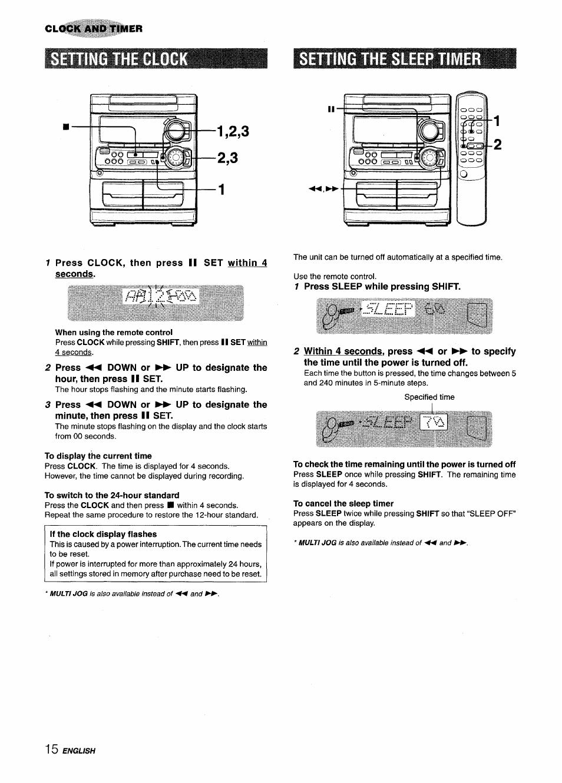 Aiwa cx-na303 manuals.