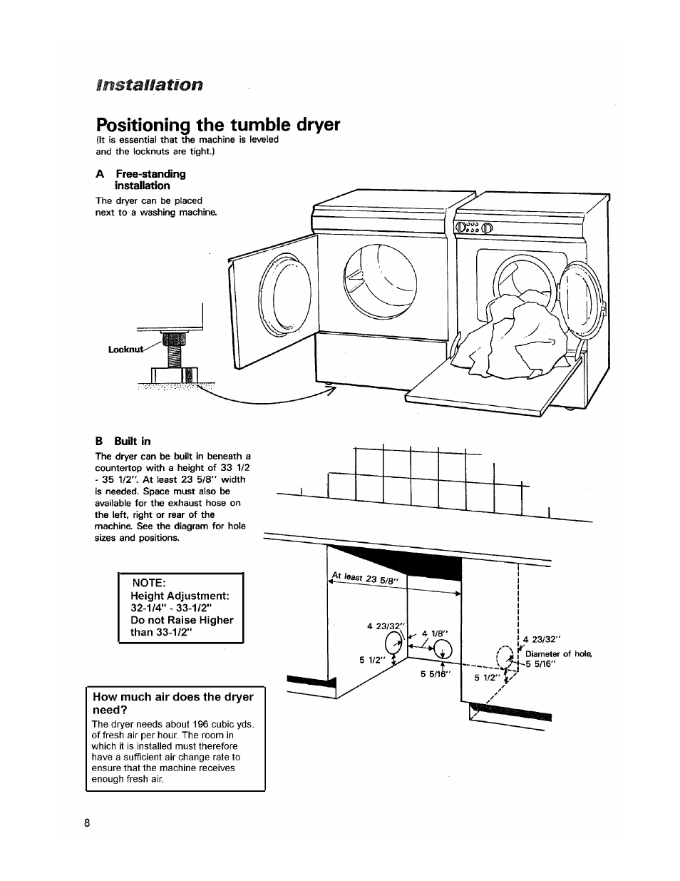 Dryer Wiring Diagram Cycle Feature Residential Admiral Laundry Parts