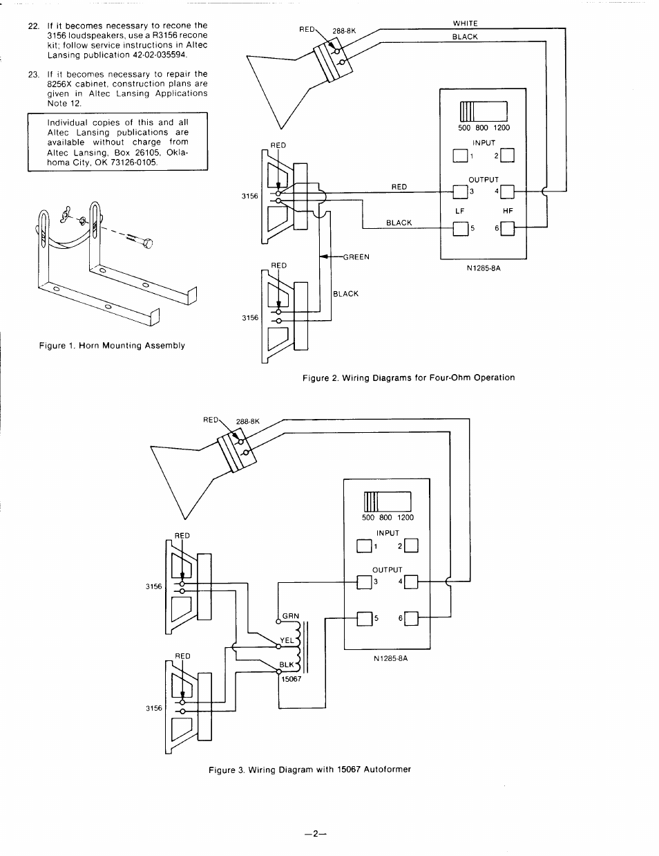 Altec Lansing A6 Series User Manual