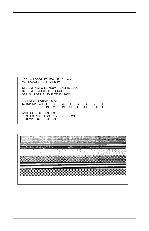 figure 2 1 test label datamax allegro 2 user manual page 24 rh manualsdir com allegro owners manual cadence allegro user manual pdf