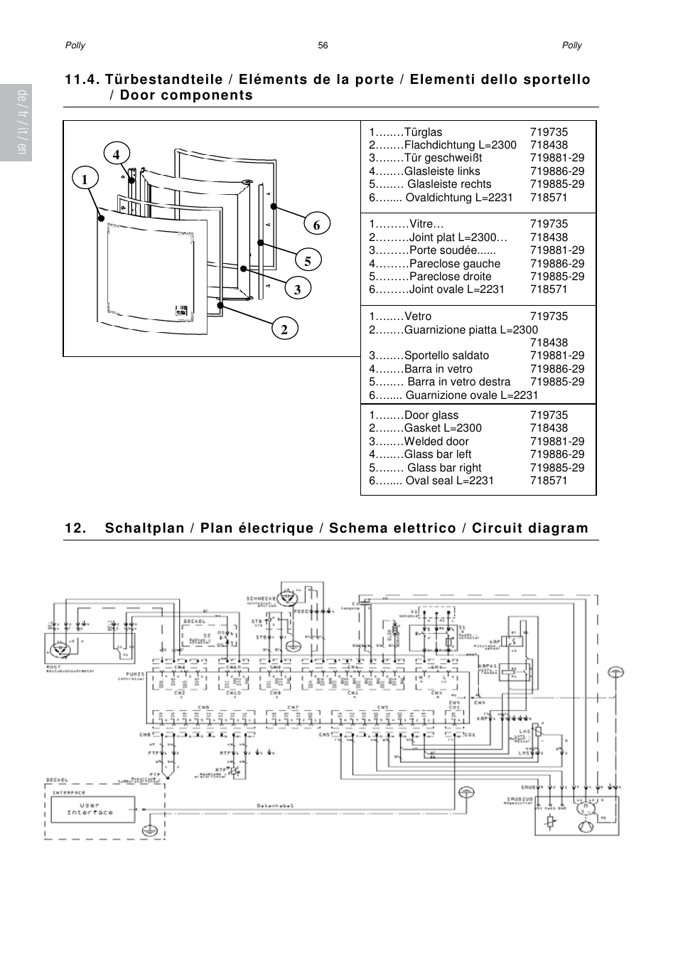 Austroflamm Polly User Manual | Page 58 / 68