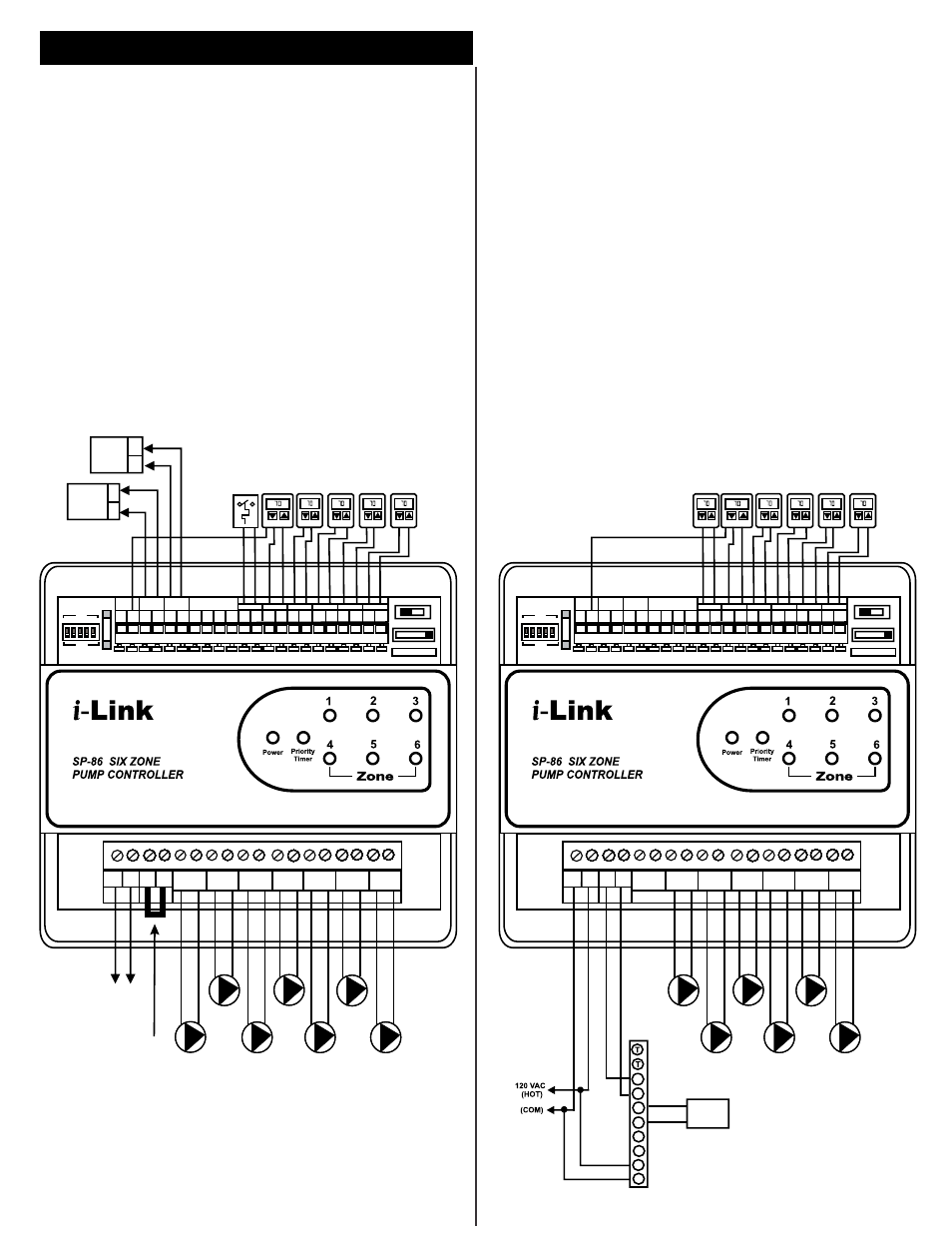 Operation And Typical Wiring Diagrams  Jumper Placement