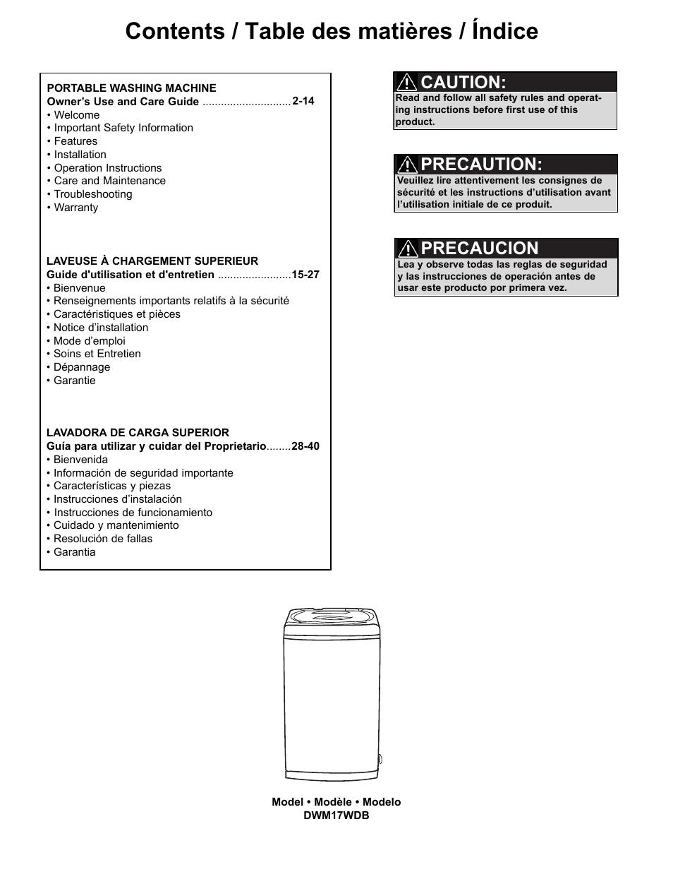 Danby dpac10030 user manual | page 54 / 65 | original mode.