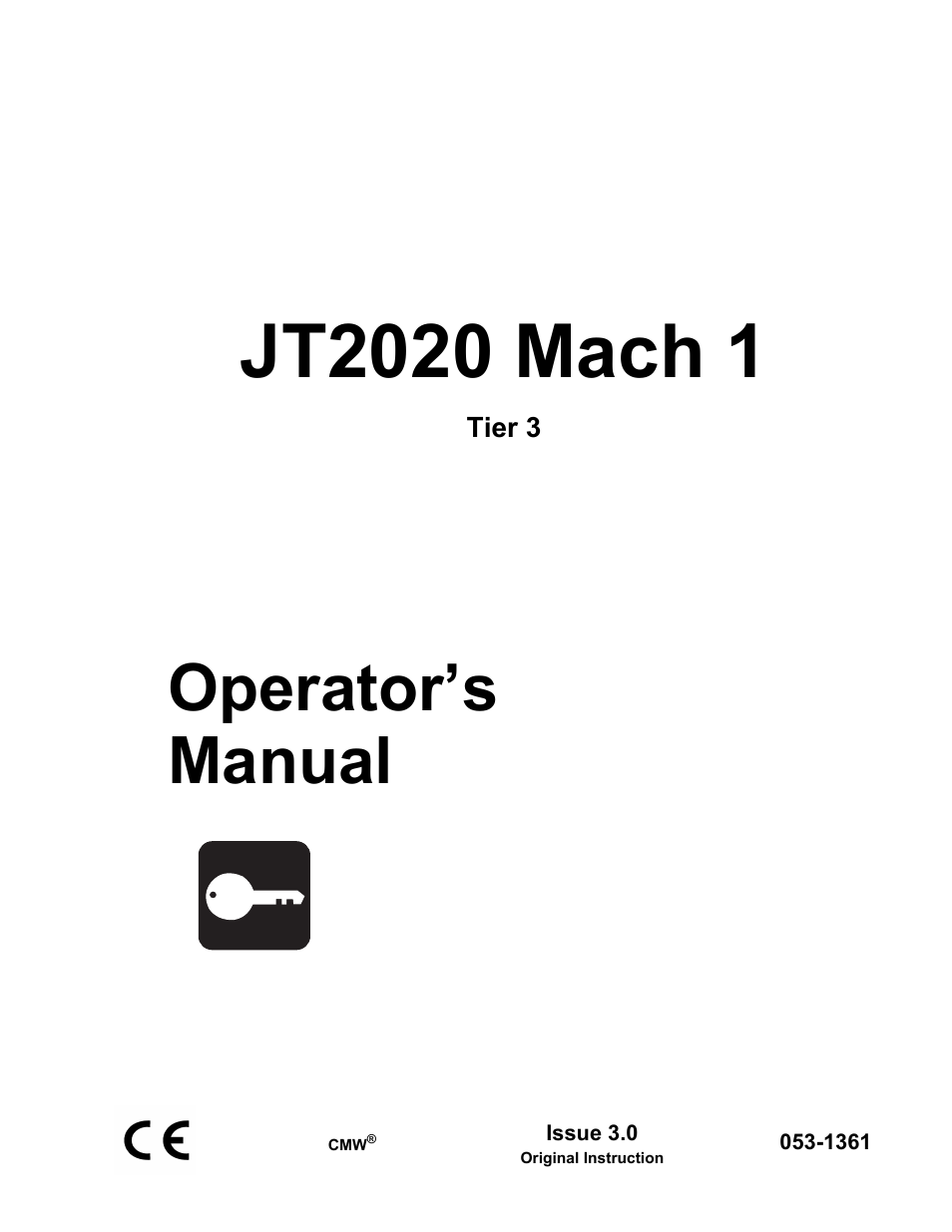 ditch witch jt2020 user manual 203 pages rh manualsdir com ditch witch jt1720 operators manual ditch witch operator's manual