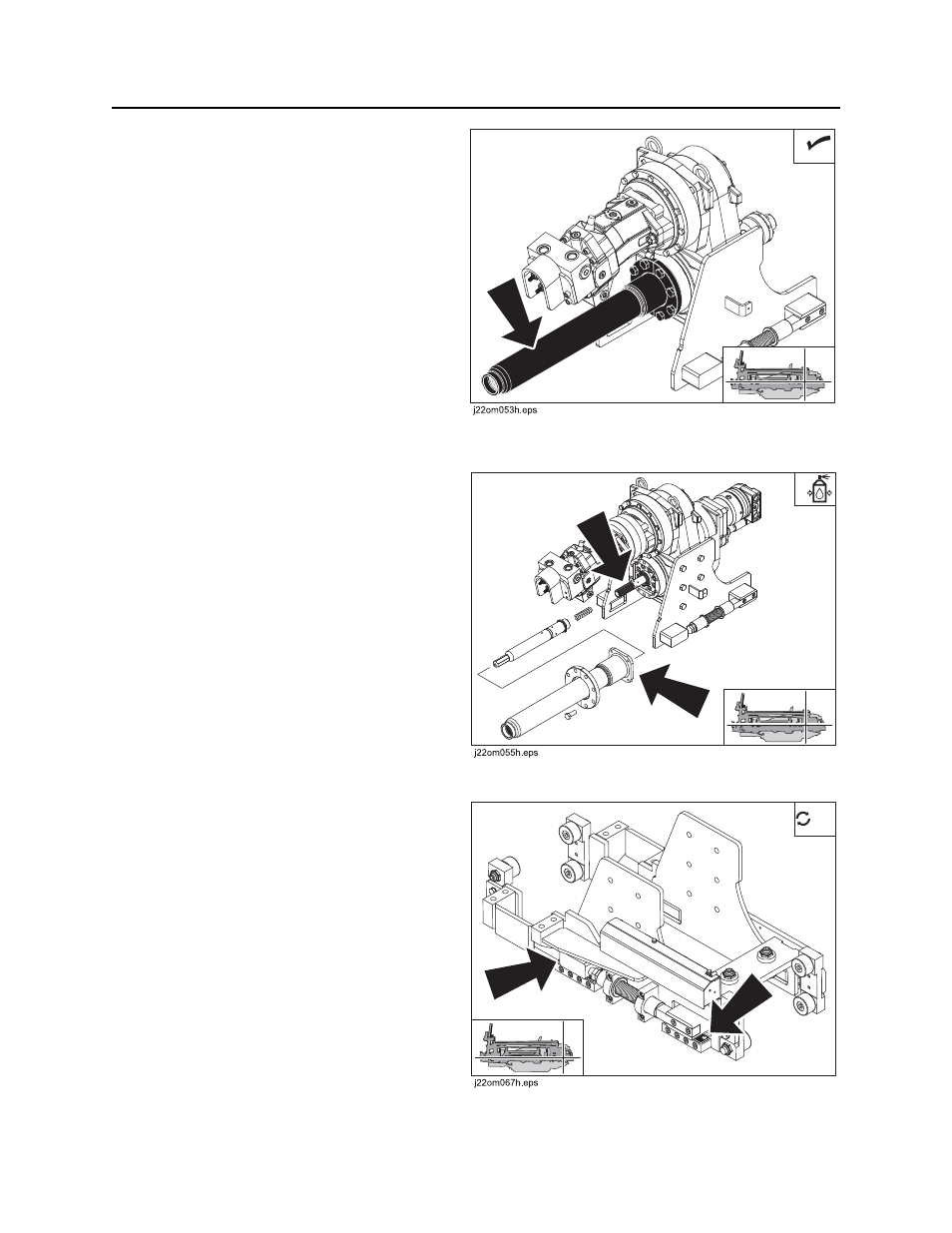 Jt30 /jt30 all terrain operator's manual | Ditch Witch JT30AT User Manual |  Page 233 / 245