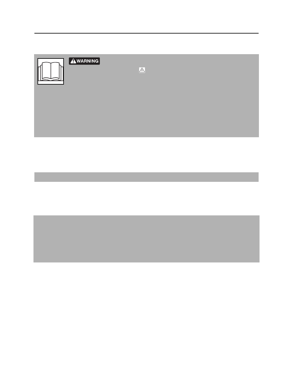 Service precautions, Cleaning precaution, Welding precaution | Ditch