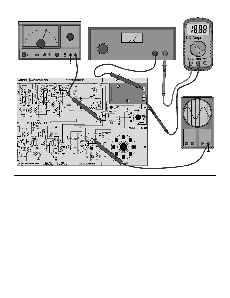 Elenco AM/FM Radio Kit User Manual | Page 15 / 64