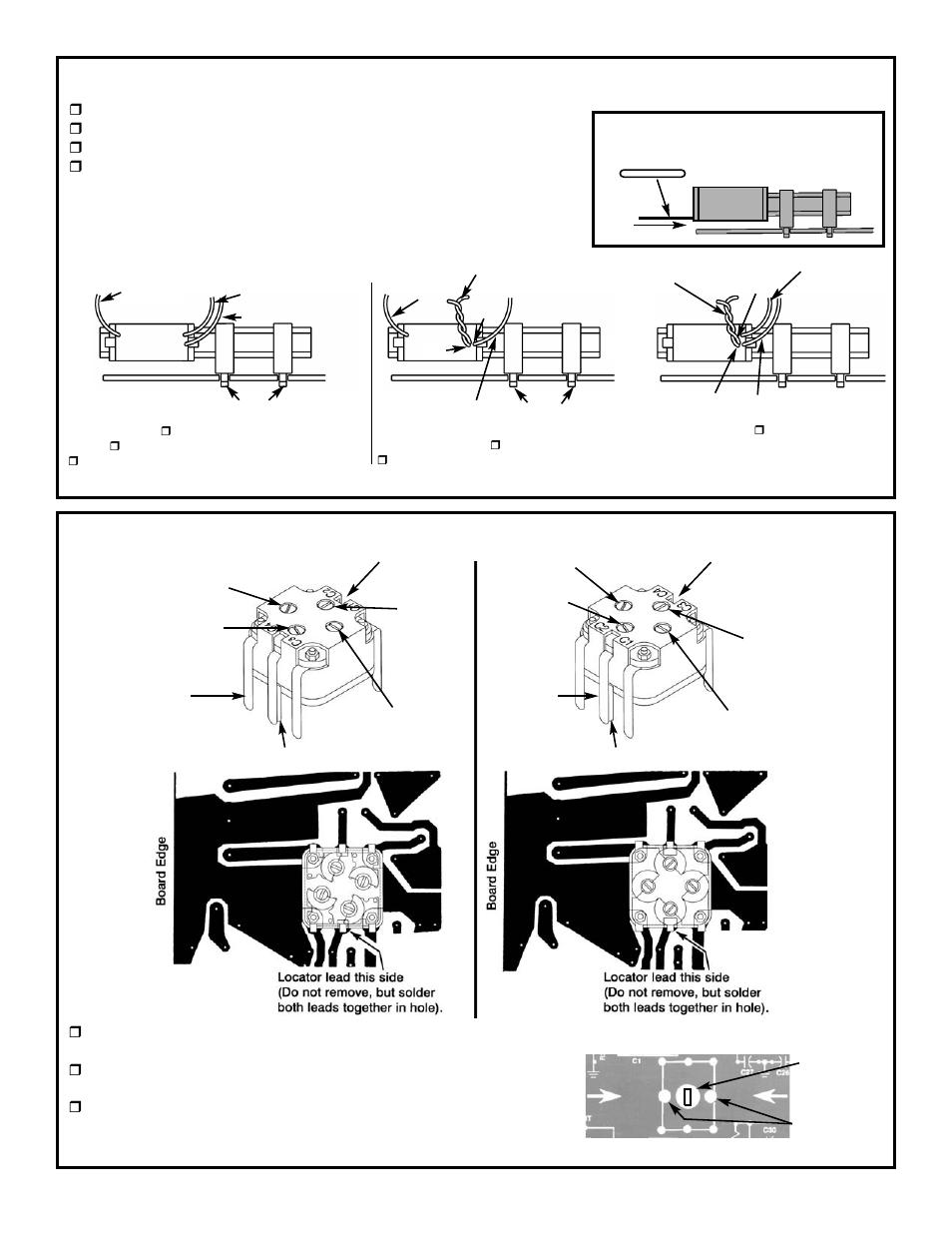 Figure m, Figure n   Elenco AM/FM Radio Kit User Manual   Page 33 / 64