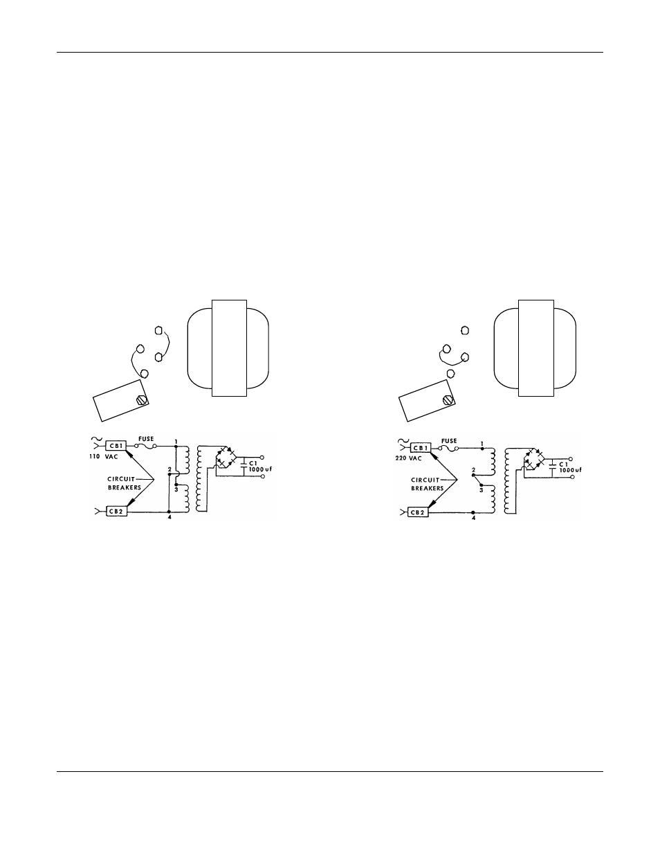110 V Wiring 220 Enmet Isa 40m User Manual Page Vac 6 18