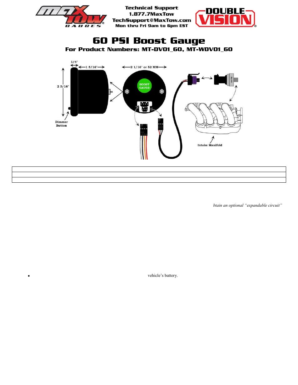 glowshift wire diagram wiring diagram
