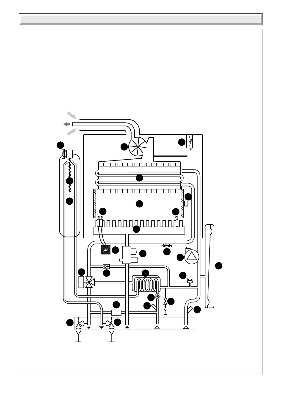 Ab E D C 5 Boiler Schematic Glow Worm 30ci Plus User Manual 3 Way Switch Outlet Page 13 56