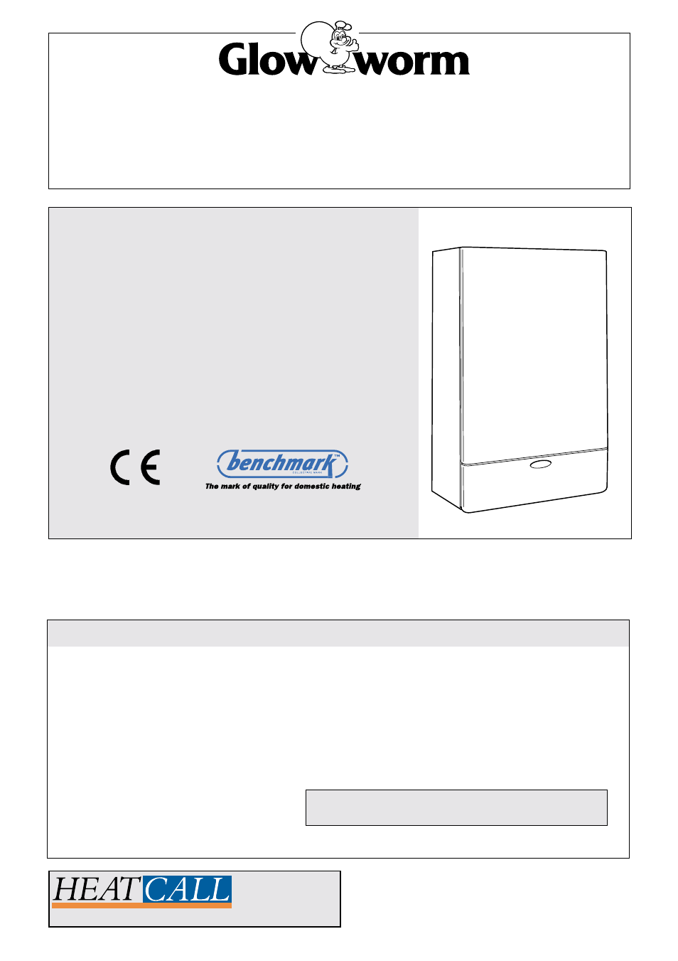 Glow-worm Compact 100E User Manual | 44 pages