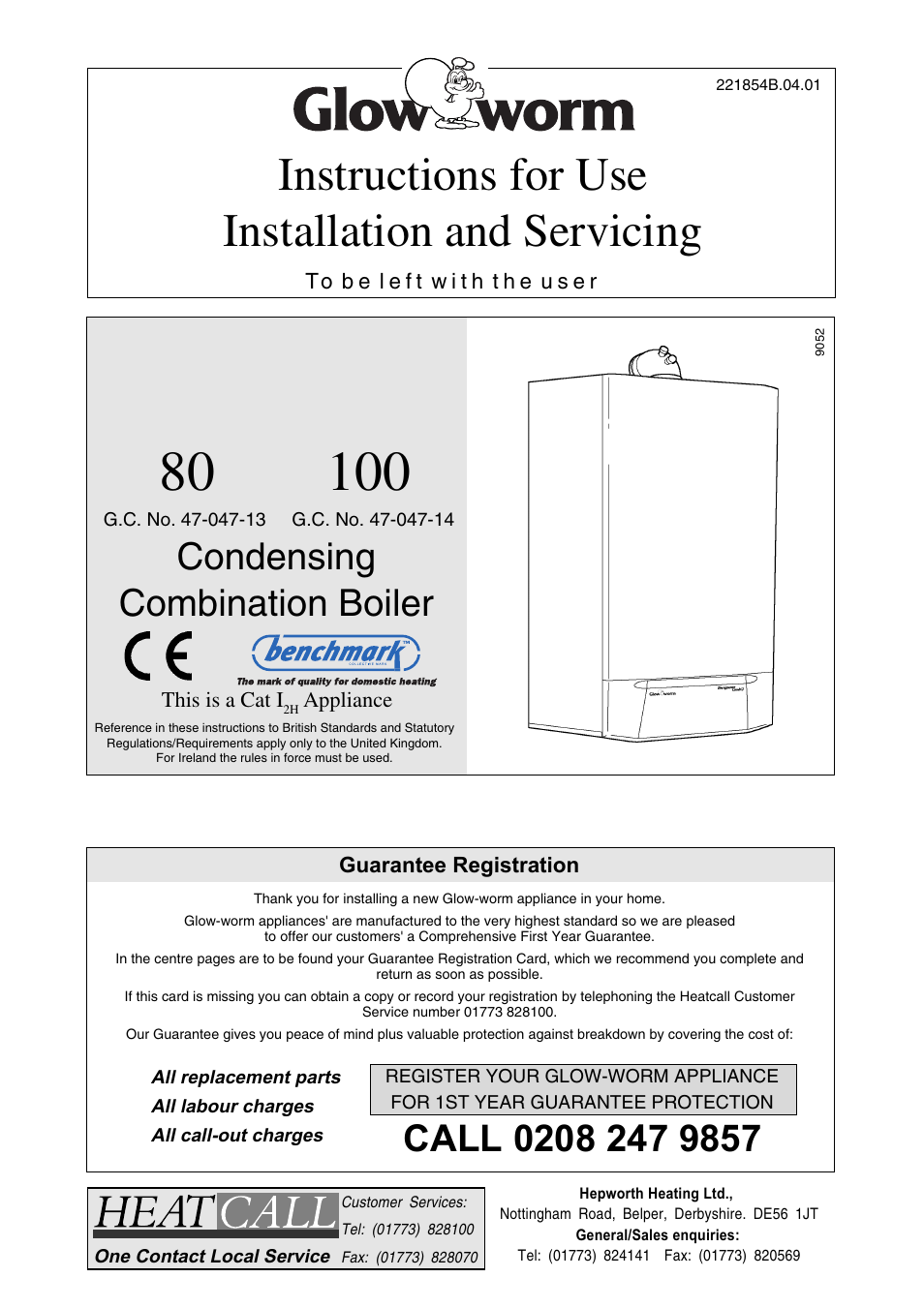 Dorable Glow Worm Boiler Instructions Ensign - Electrical and Wiring ...