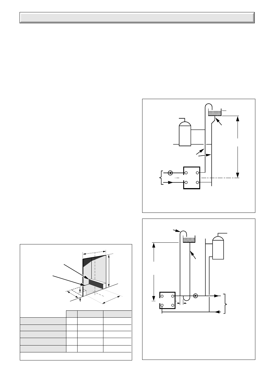1 general | Glow-worm 56-2 Back Boiler User Manual | Page 4 / 24
