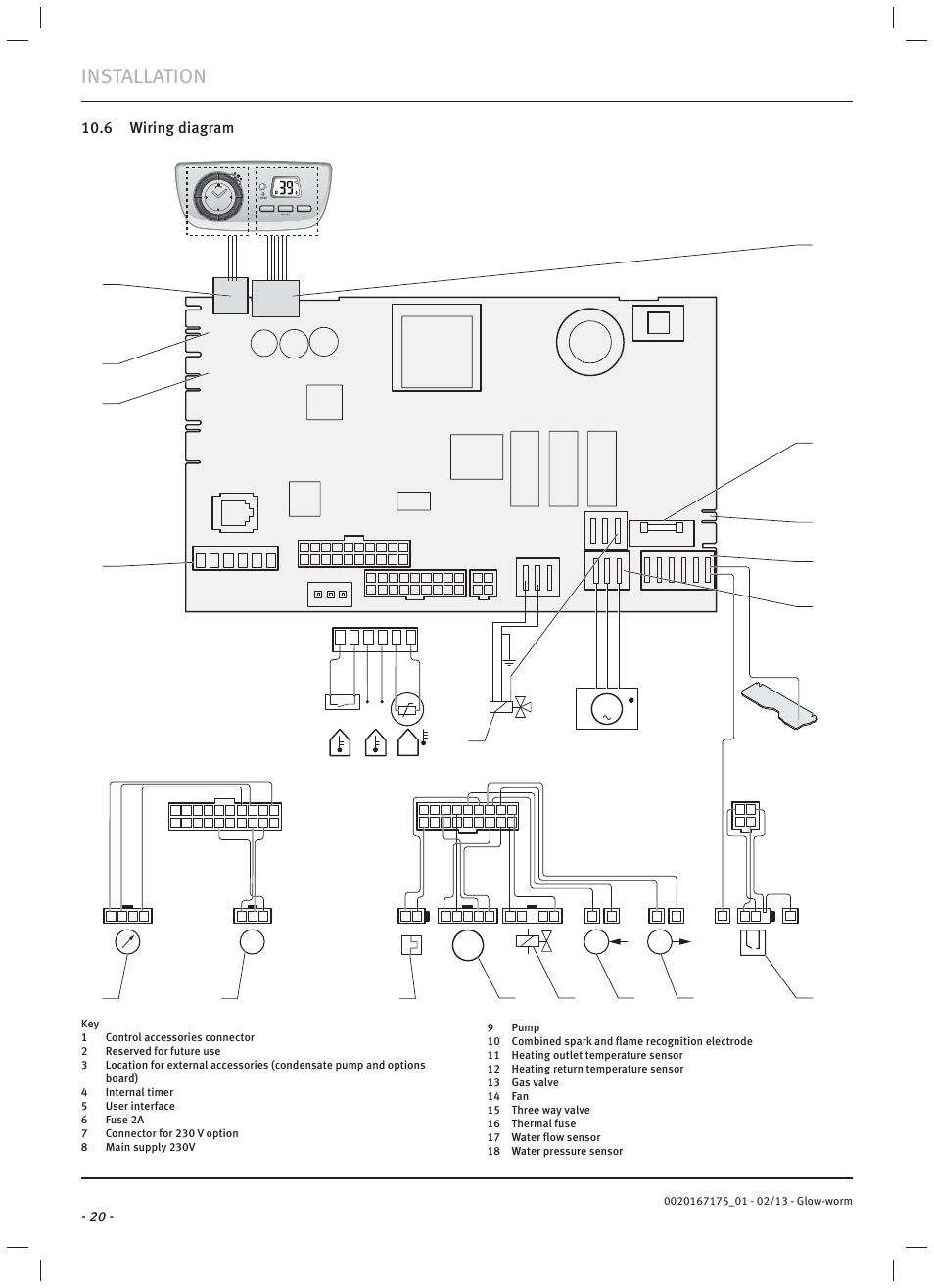 Installation  Dm T T  6 Wiring Diagram