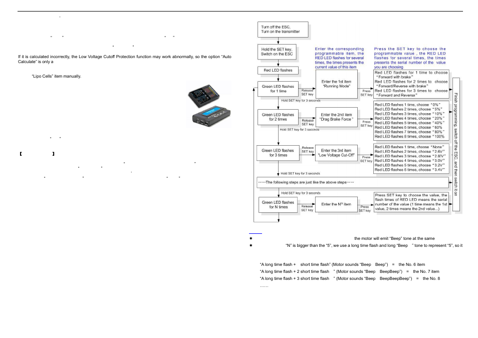 Hobbywing XERUN-150A-SD User Manual | Page 3 / 4