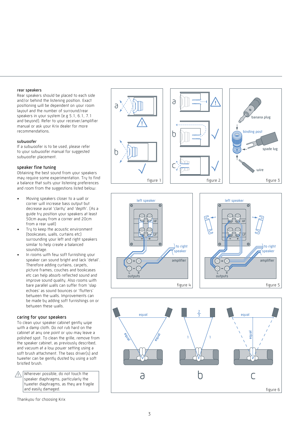 Krix Holographix User Manual | Page 3 / 4 | Original mode