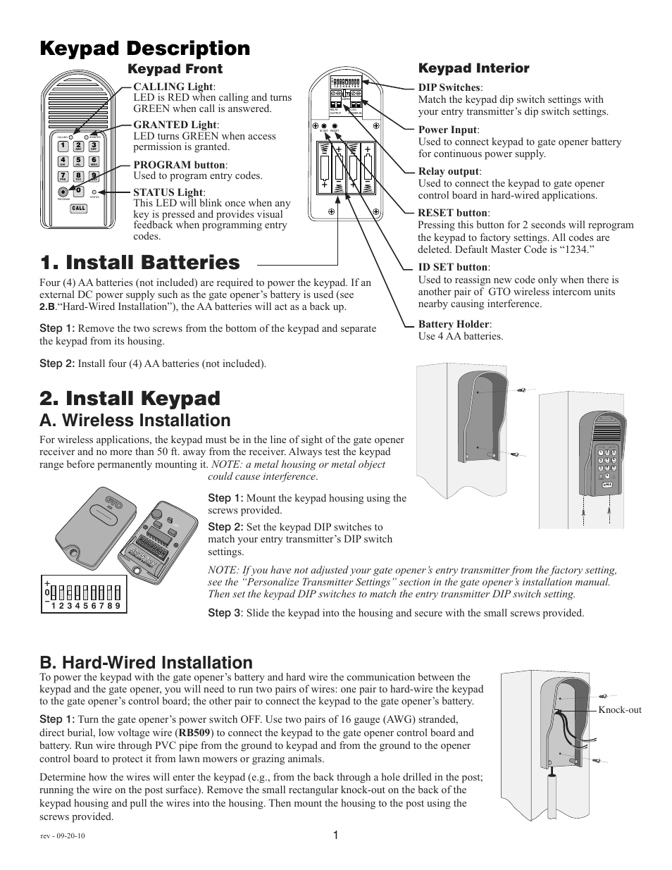Gate Keypad Wiring Diagram Trusted Schematics Opener Act Best Image 2018 Electromagnetic Lock