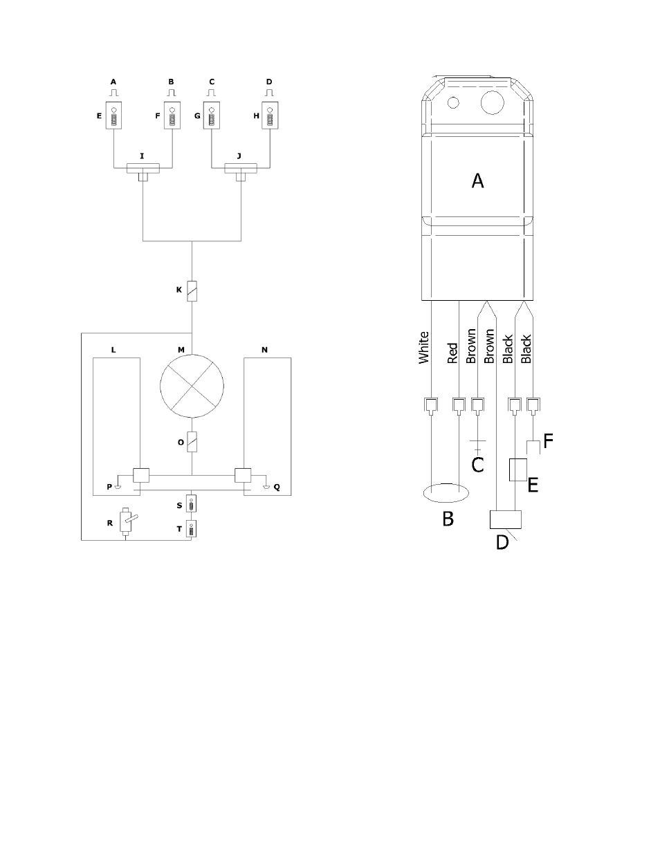 Plumbing and electric schematics | PermaGreen Triumph Spreader Sprayer User  Manual | Page 42 / 45