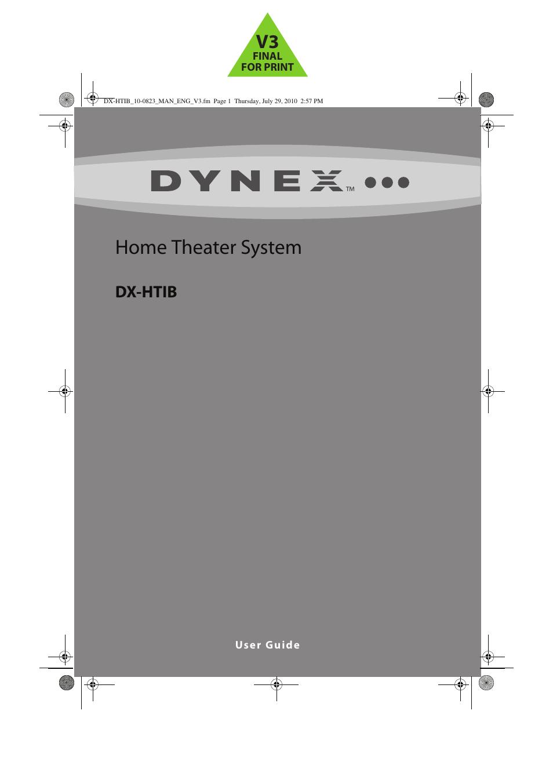 dynex dx htib user manual 28 pages rh manualsdir com dynex tv 40 inch user manual dynex tv user manual
