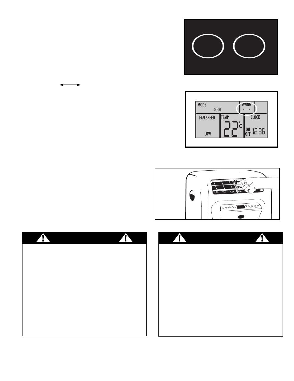 i o mode fan swi ng run danby dpac10030 user manual page 26 65 rh manualsdir com Manual Logo Clip Art Manual Mode