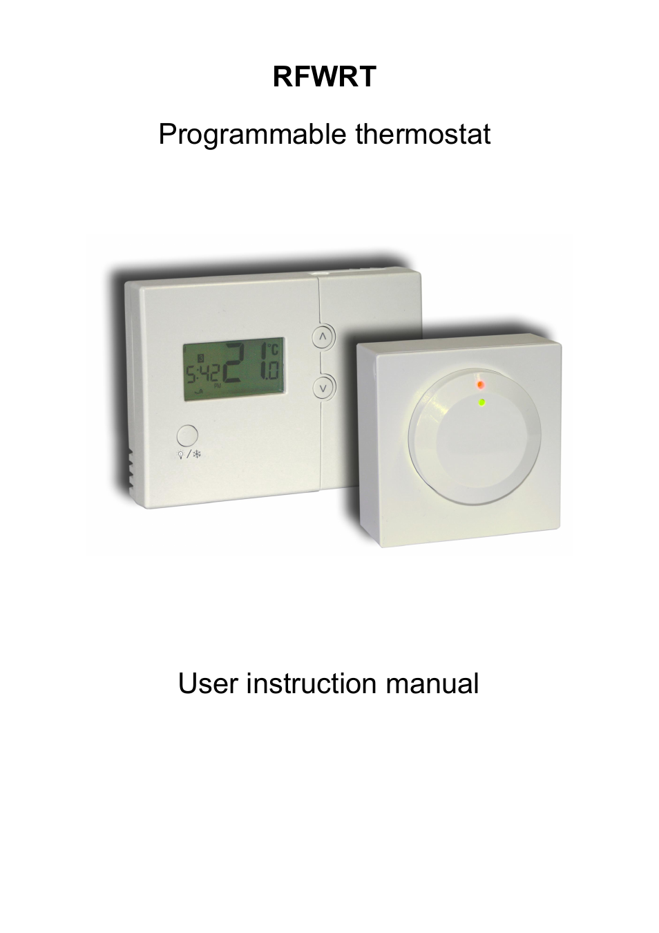 rfwrt programmable thermostat user instruction manual tfc group rh manualsdir com Craftsman LT 2000 Manual PDF Craftsman LT 2000 Manual PDF