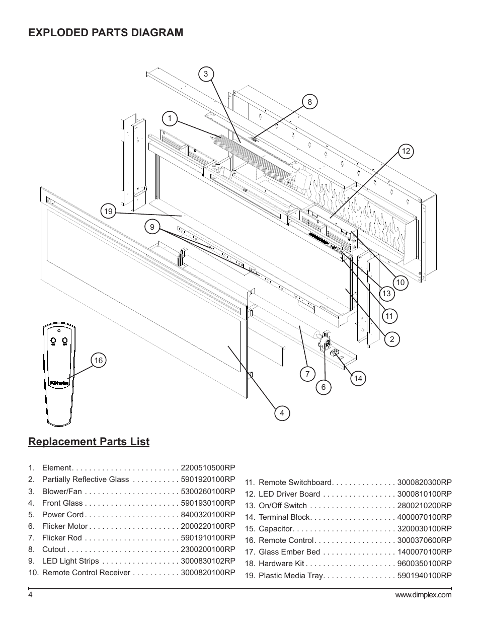 exploded parts diagram  exploded parts diagram replacement
