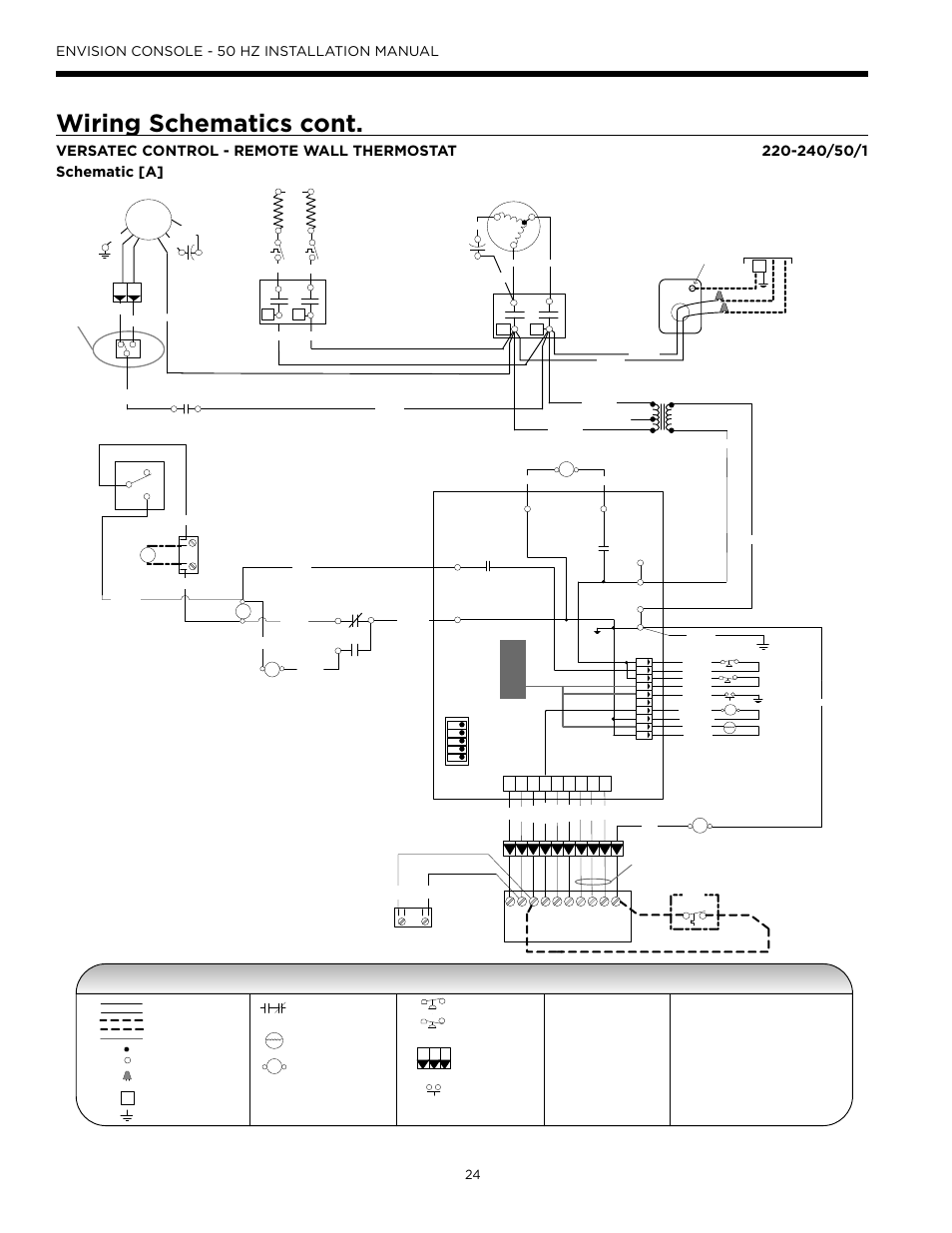 Motor Wiring Diagram On Thermostat Wiring Diagram For Waterfurnace