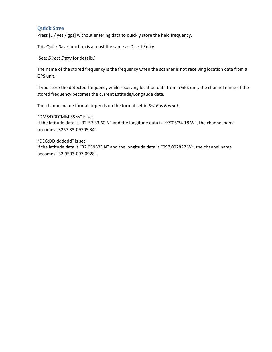 ... Array - quick save uniden bcd396xt user manual page 154 273 rh  manualsdir ...