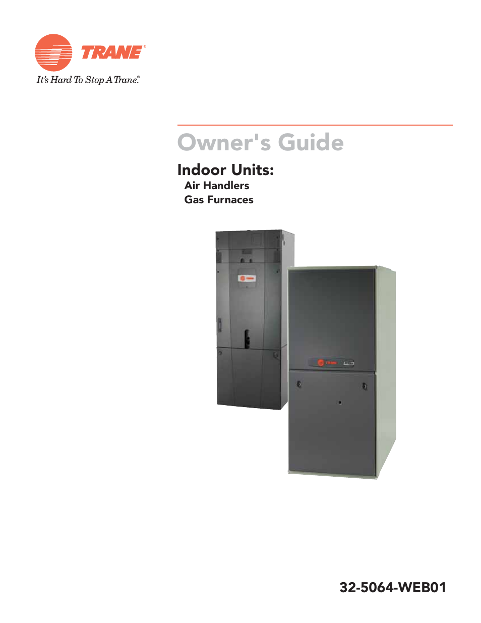 trane xr80 user manual
