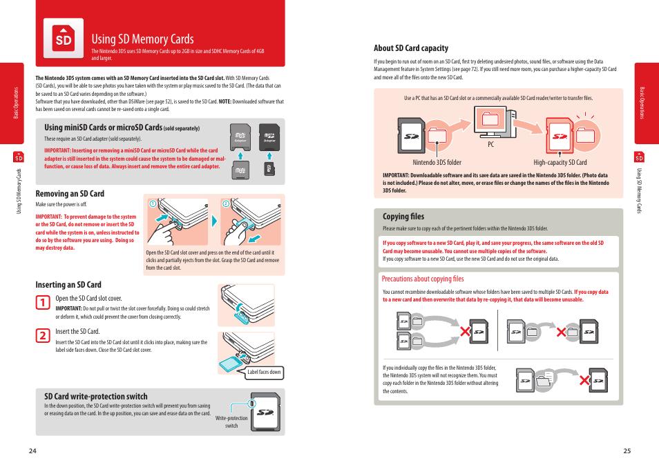 Nintendo 3DS User Manual | Page 14 / 52 | Original mode