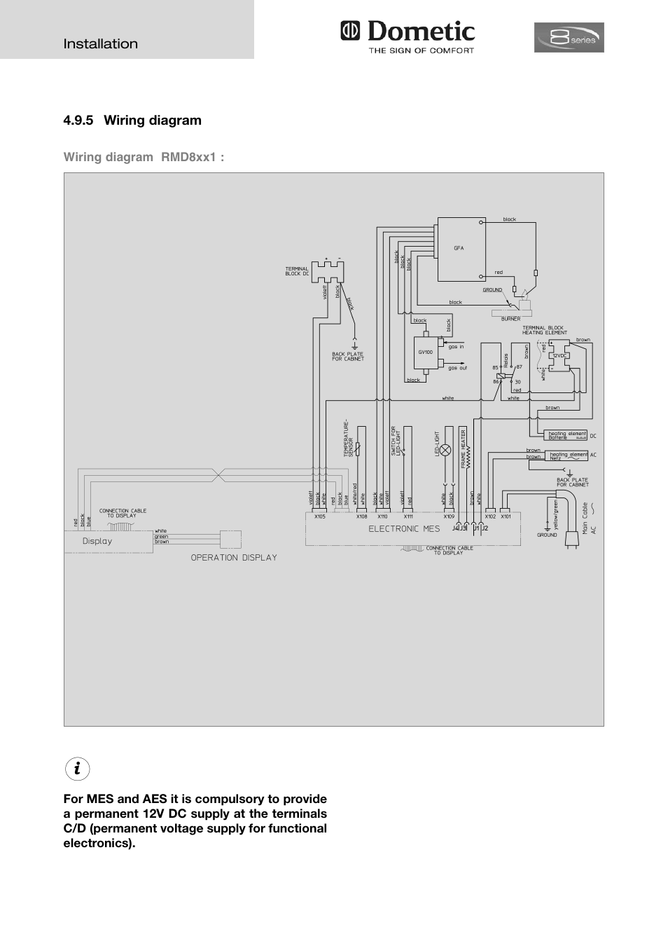 dometic absorption rmd 8555 page20 wiring diagram dometic ccc 2 dometic refrigerator diagram dometic cc2 wiring diagram at alyssarenee.co