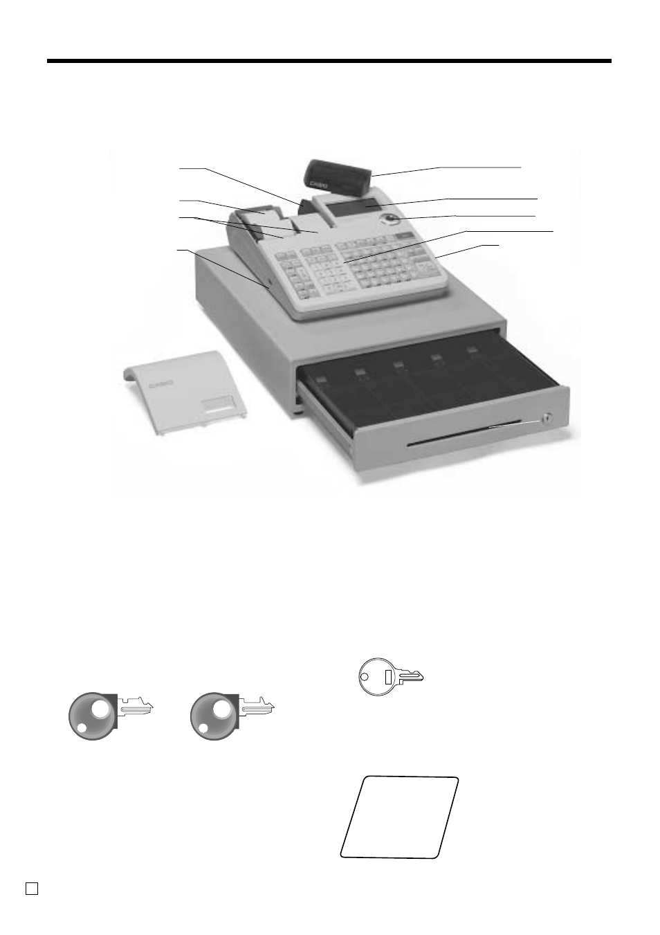 Introducing The Register General Guide Casio Pcr T2100 User