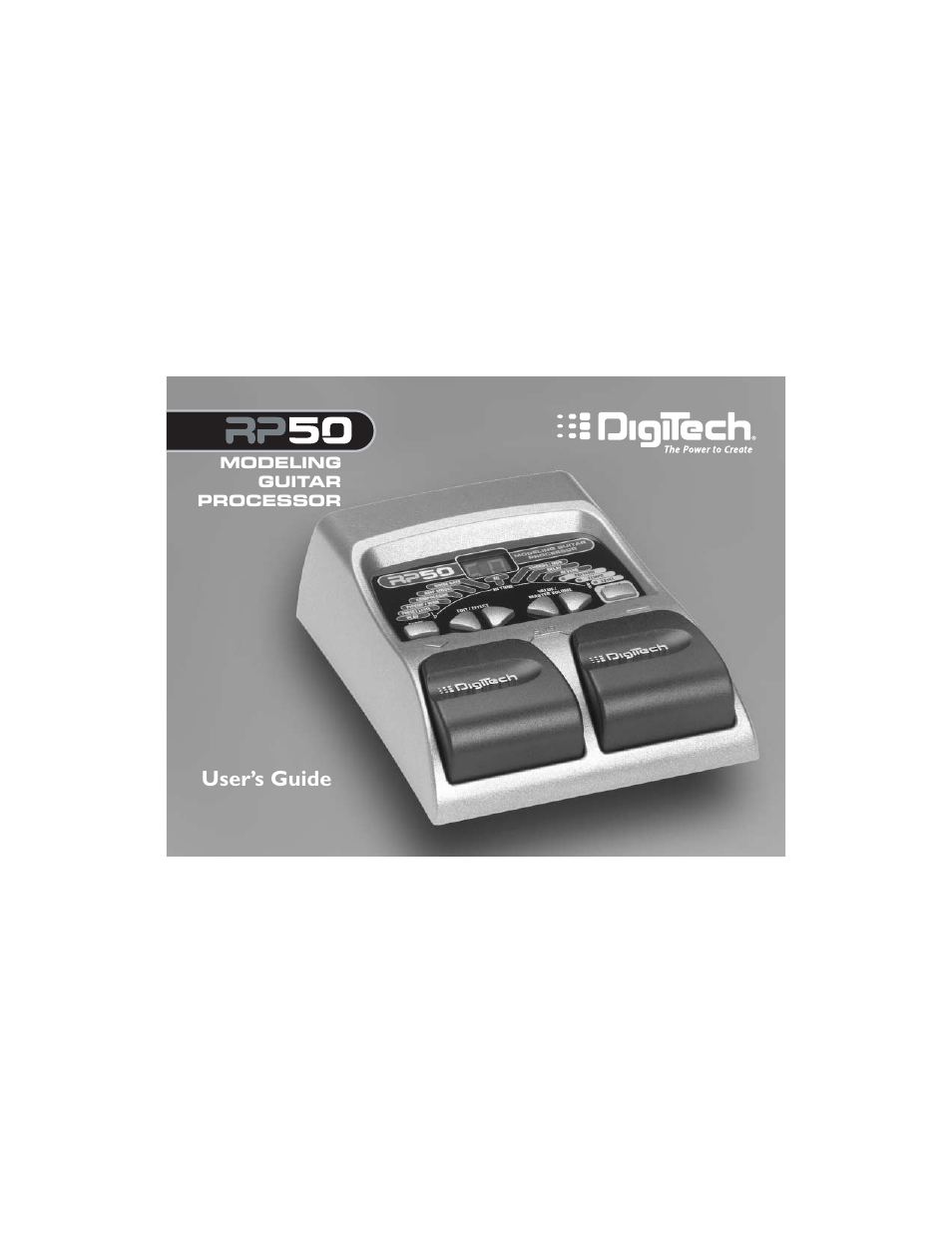 digitech rp50 user manual 28 pages rh manualsdir com pedal digitech rp50 manual pedal digitech rp50 manual