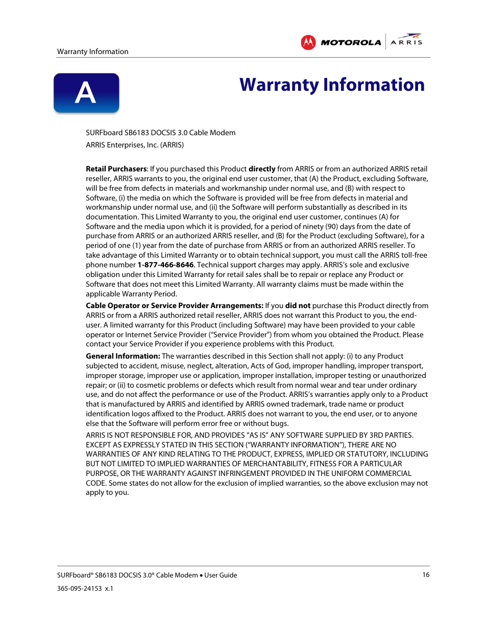 Limited Warranty Information Manual Guide