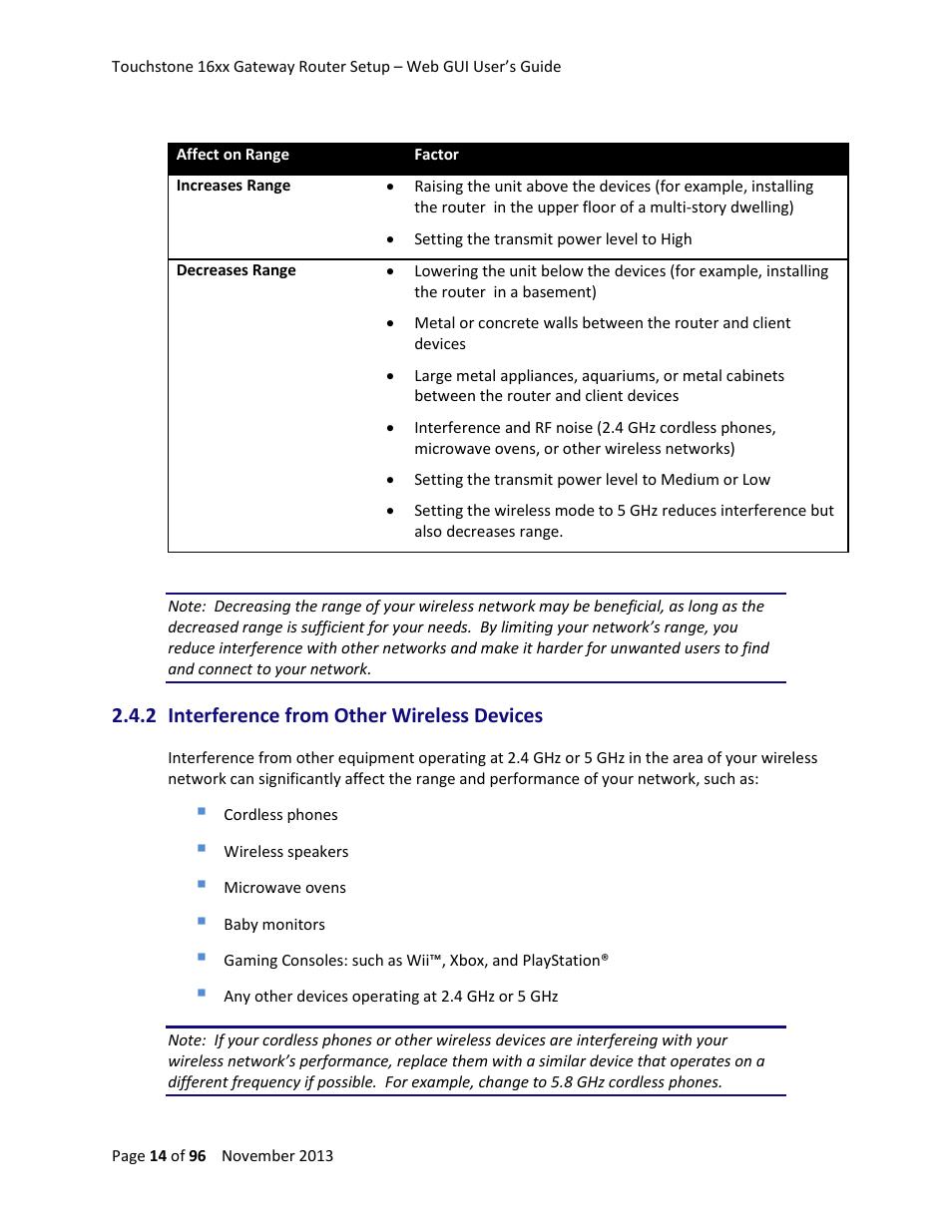 Arris Tg1672g Na User Manual Na Guide Na Telephony Manual Guide