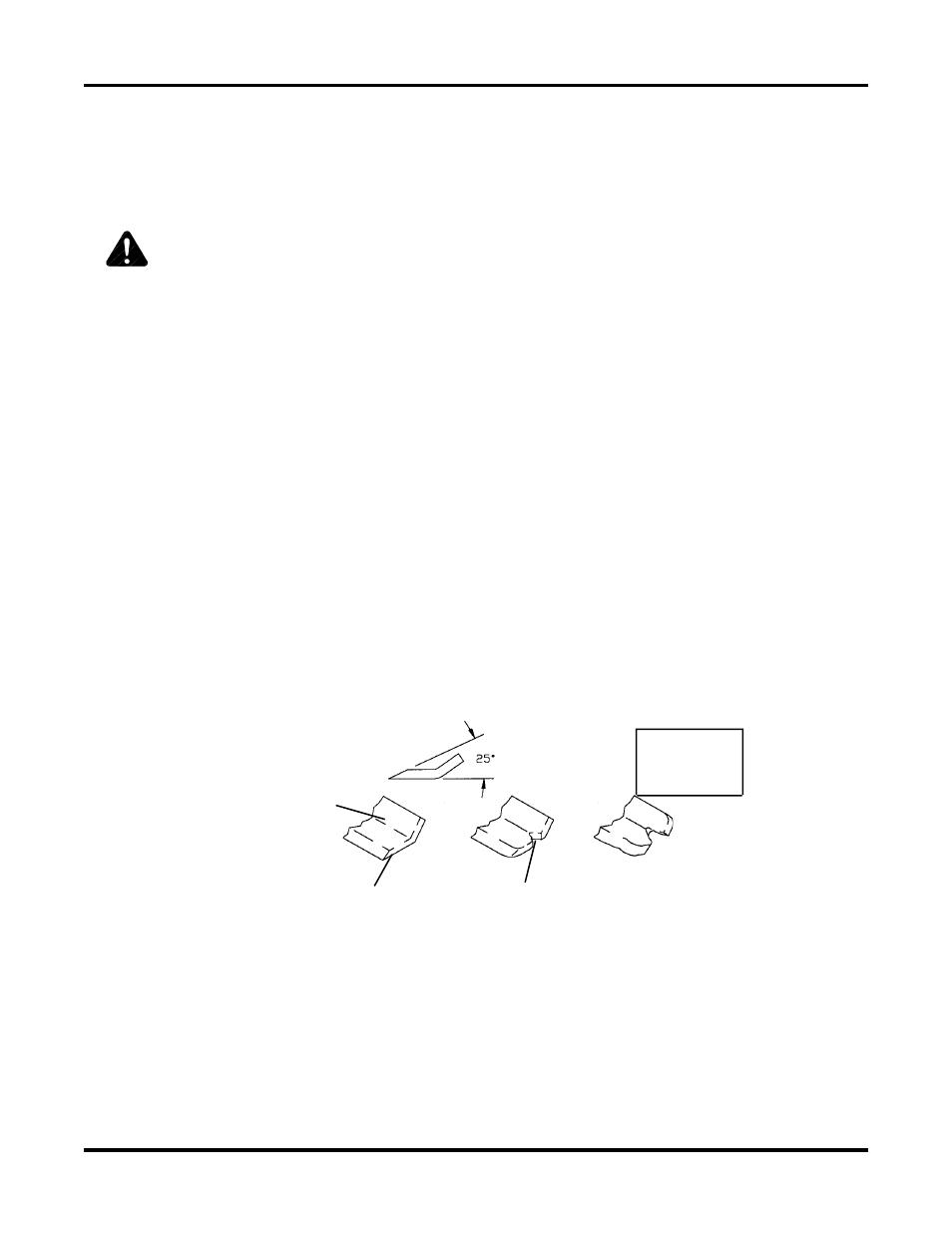 Care and maintenance, Mower blades, V-belts   Caution   Dixon ZTR 7025