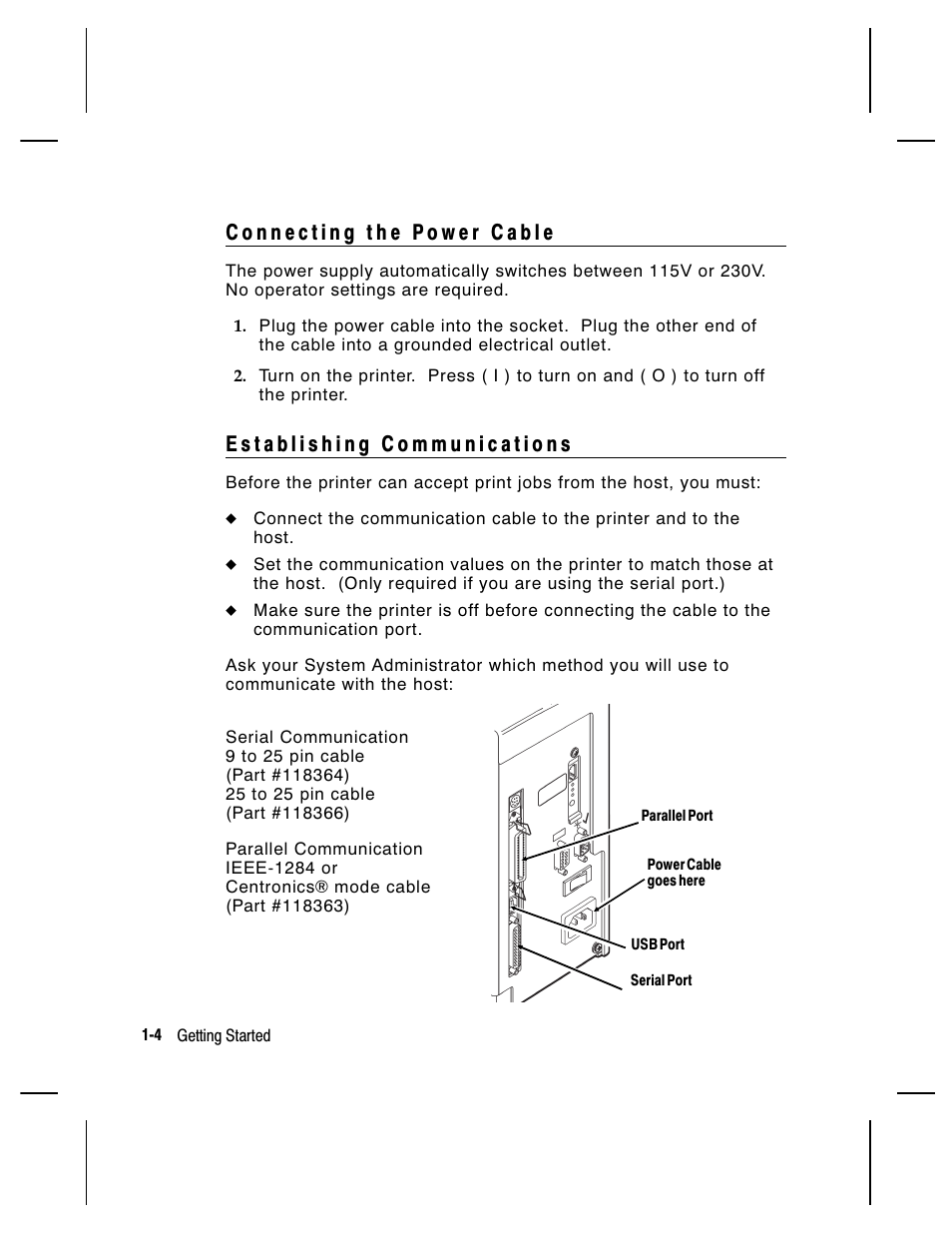 paxar monarch 9855 rfid printer user manual page 14 124 rh manualsdir com Monarch 9800 Label Printer Monarch 9800 Label Printer