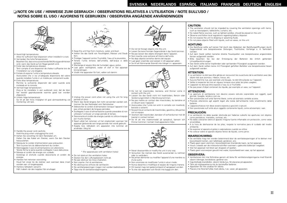 denon avr 2309 user manual page 3 81 original mode rh manualsdir com denon avr-2309 manual pdf denon avr-2309 user manual