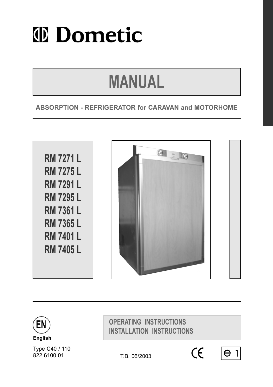 dometic rm 7401 l user manual 30 pages also for rm 7405 l rm rh manualsdir com dometic fridge service manual dometic rv fridge owner's manual