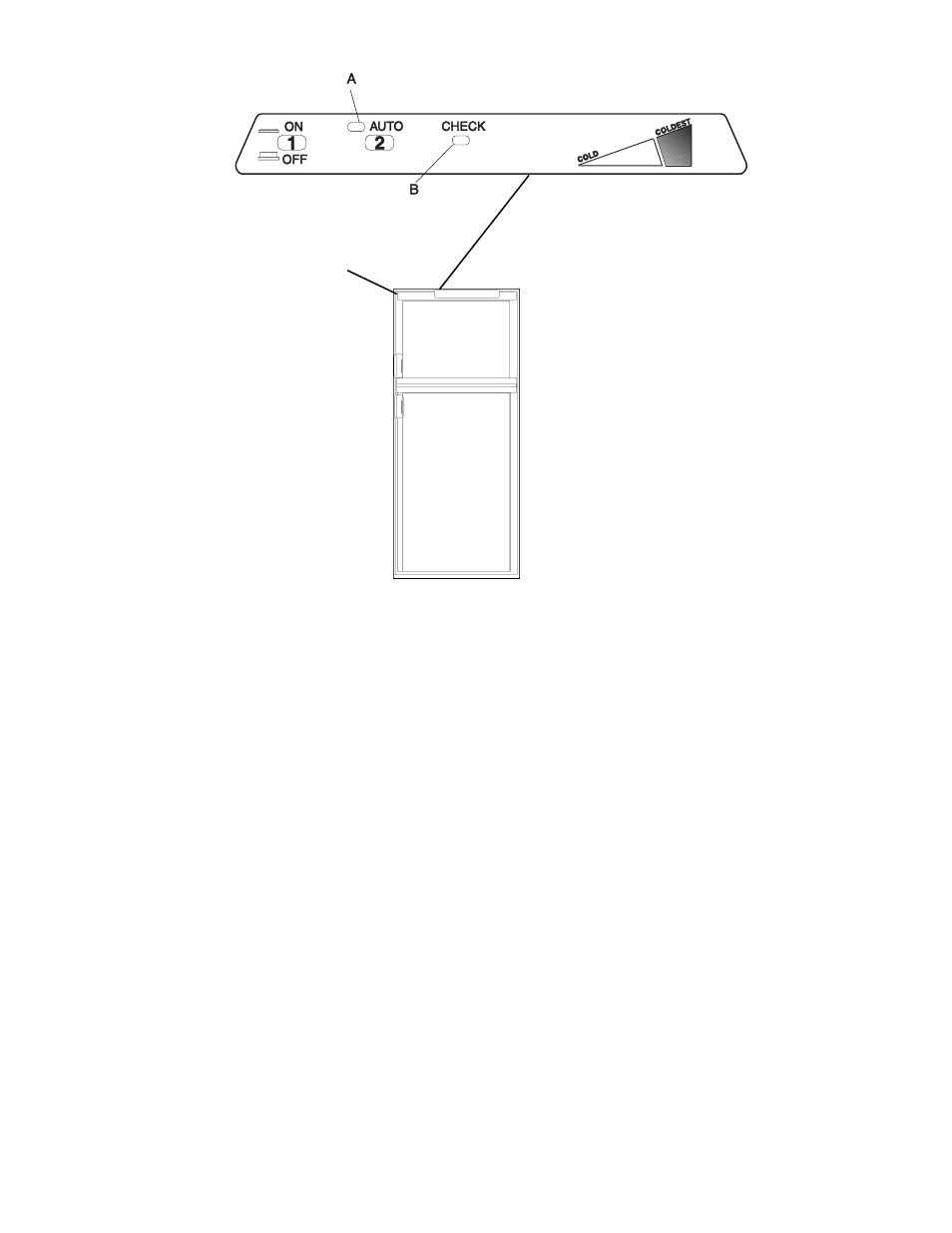 Control Panel Description Of Operating Modes Dometic Rm2652 User 2 Way Switch Operation Manual Page 9 14